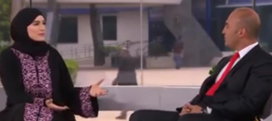 Dr Joe Kharma on Al Jazeera Channel
