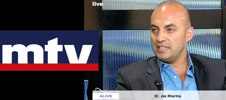 Dr Joe Kharma on MTV 2017
